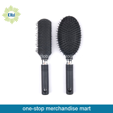professional square plastic paddle brush